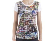 maglietta donna personalizzata artigianale comfort