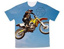 Maglietta personalizzata con foto