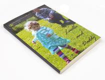 Notizbuch mit Fotos für Kinder