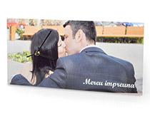 Orologio da parete con foto sposi