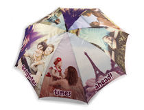 Parapluie personnalisé cadeau Noël original