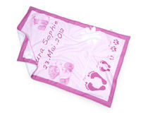 Personalised Baby Blankets