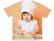 personalised kids t-shirts printing