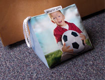 Personalised Photo Door Stop