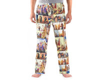 Personalised Pyjama Bottoms