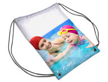 personalised swimming bags