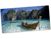 Personalised Travel Towel