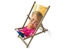 Personalized Deck Chair