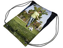 Personalized Drawstring Sports Bag