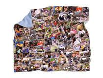 Personalized Fleece Photo Blanket