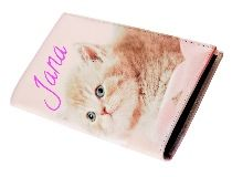 Personalized Ladies Travel Wallet