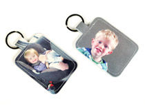 Personalized Leather Keyrings