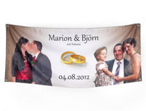 Personalized Outdoor Banners