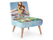 Petit fauteuil en cadeau de Noël pour femme