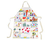Photo Apron for Kids
