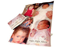 photo blanket mother's day