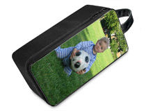 Photo Boot Bag