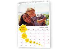 photo calendar for him
