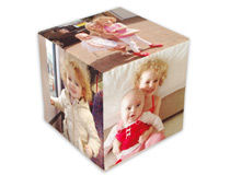 photo cube for him