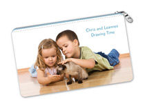 Photo Fabric Pencil Case