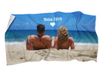 Photo Towel for Girlfriends