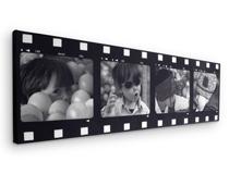 Photomontage effet pellicule