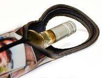 Portabottiglie termico personalizzato con foto