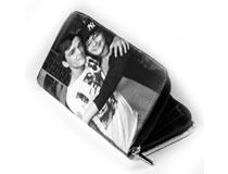 Portefeuille femme personnalisé