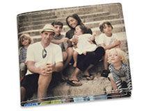 Portefeuille photo cadeau de noel pour papa