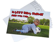 Postkarten selber gestalten