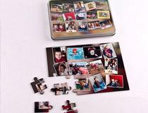 puzzle personalizado con collage