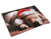 Regalos de Navidad. Puzzles Personalizados