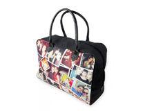 Reisetasche mit Fotocollage bedrucken