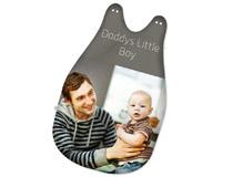 Sacco a pelo per neonato con la foto del papà