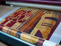 Satin Printing