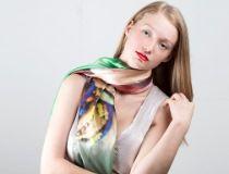 Sciarpe e foulard per donna personalizzate