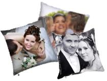 Set cuscini personalizzati matrimonio