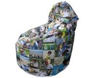Sitzsack bedrucken