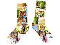Socken mit Fotos