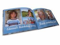Softcover Fotobuch Landschaft