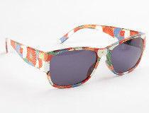 solgalsögon med eget tryck