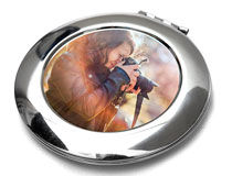 Specchietto personalizzato con foto
