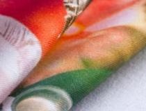 Stampa su cotone ultra-dye