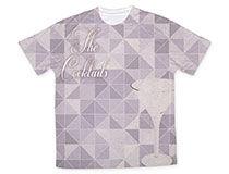 T-shirt comme cadeau de Noël pour homme