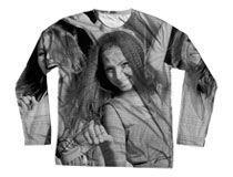 T-shirt manches longues personnalisé