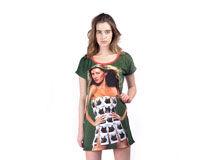 T-shirt robe personnalisé