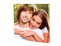 Tableau photo sur toile cadeau de noel pour sa copine