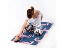 Tapis de yoga photo cadeau de noel pour sa copine