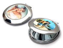 Taschenspiegel personalisieren