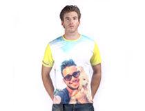 tee shirt personnalisé cadeau de noel homme
